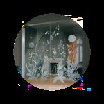 Пескоструйная обработка зеркал в Москве