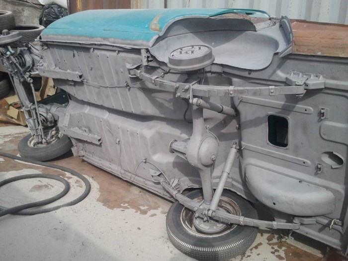 Пескоструйная обработка днища автомобиля в Москве