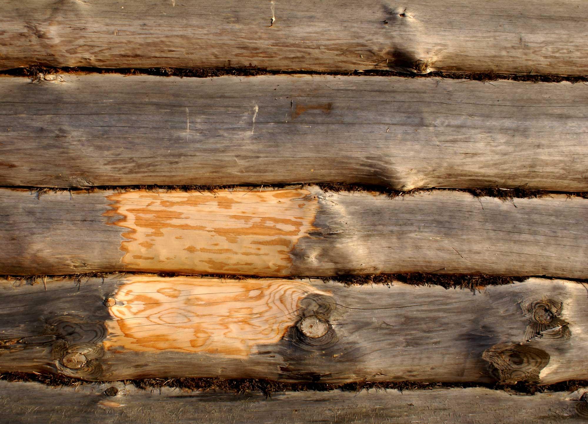 Обработка древесины пескоструем в Москве